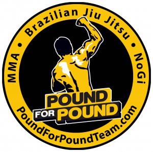 Pound for Pound Logo