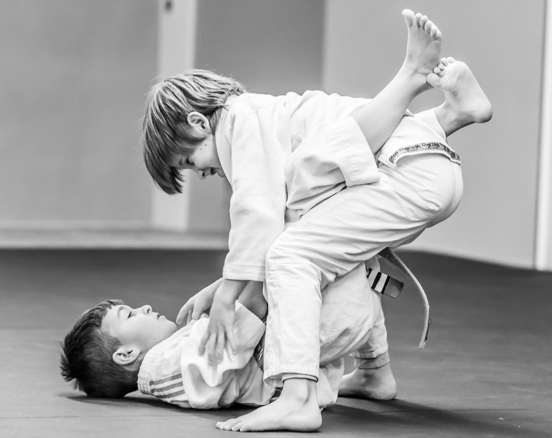 Pound for Pound BJJ Kids