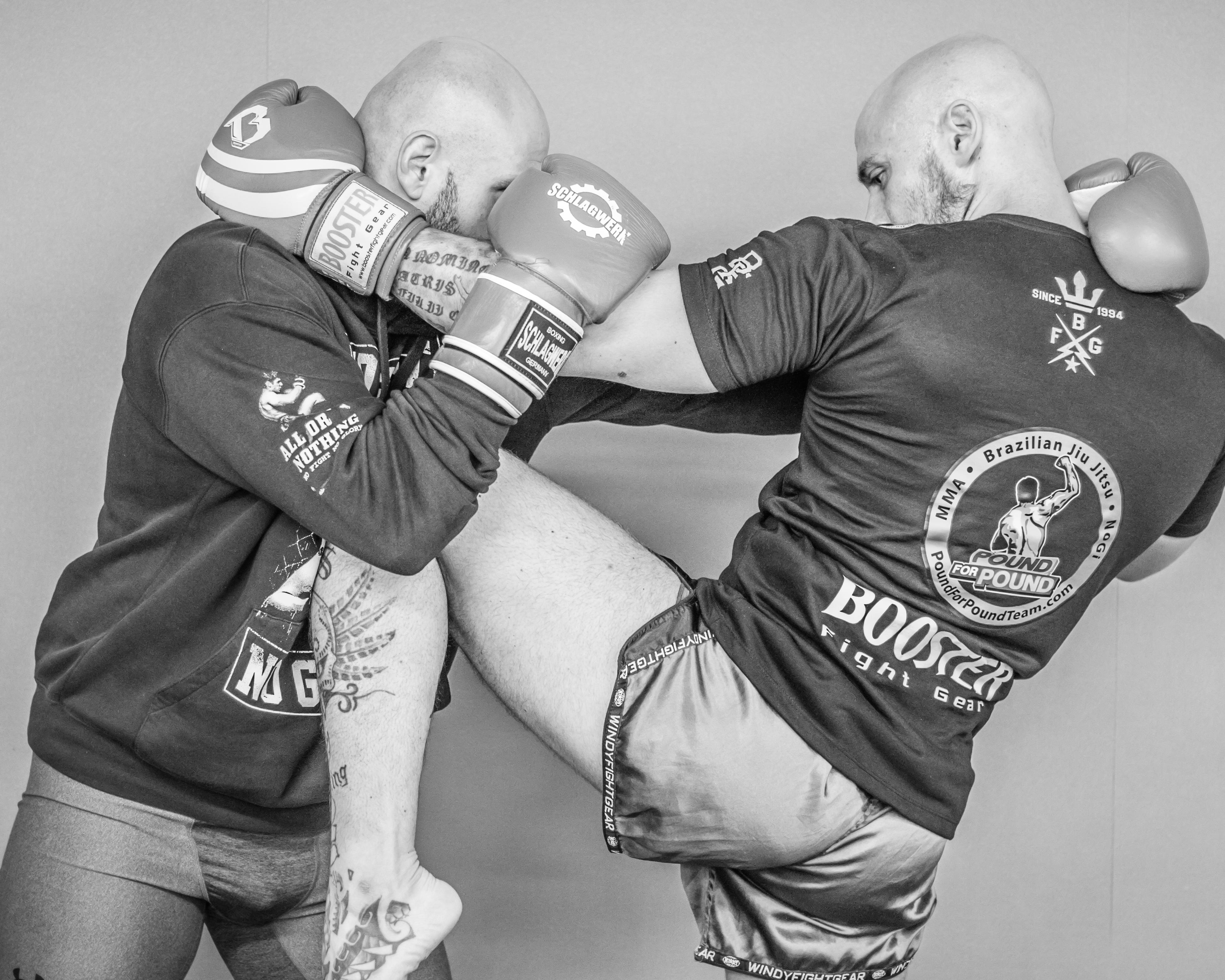 MMA und Muay Thai
