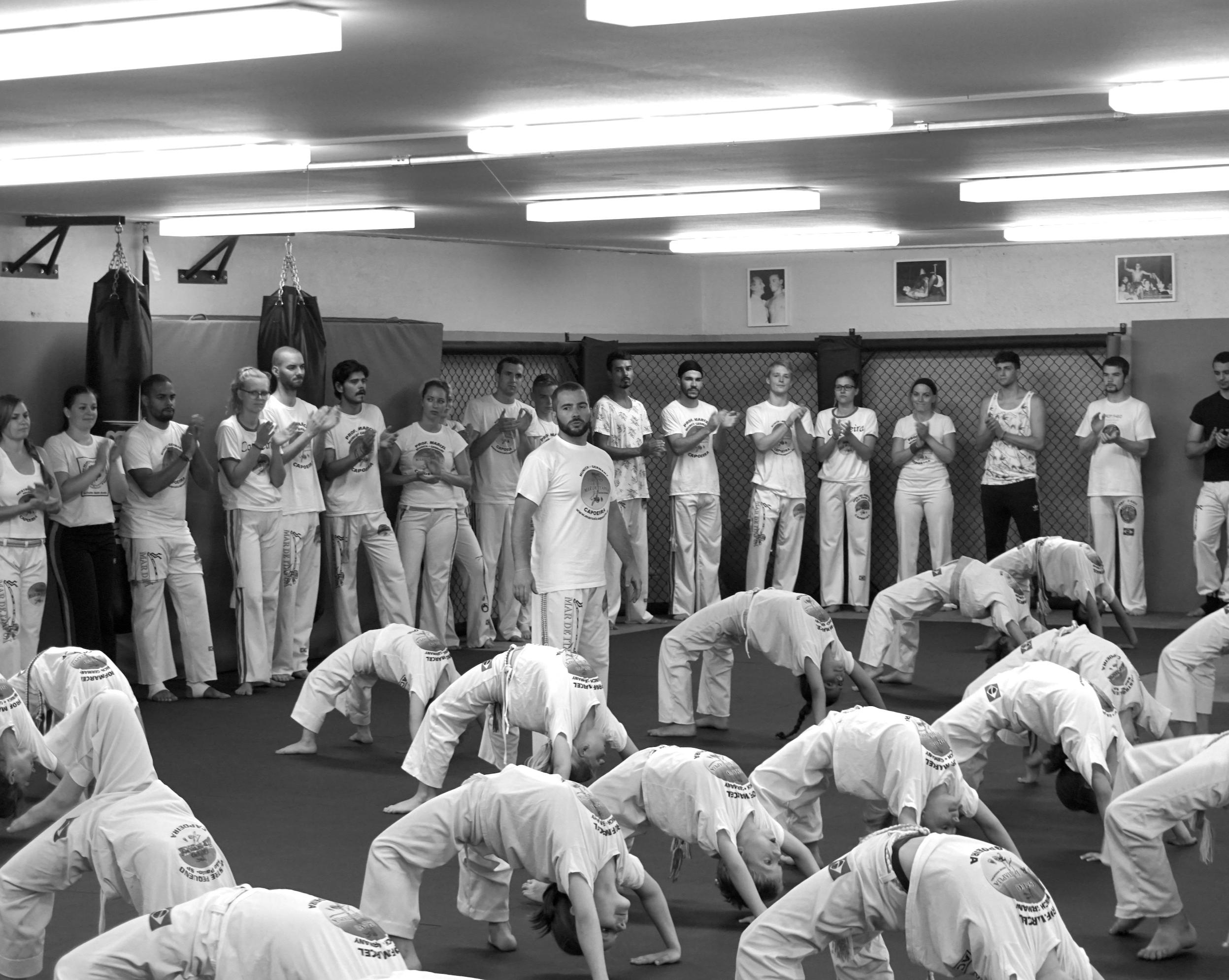 Capoeira für Kinder