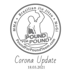 Corona Update 18.03.21